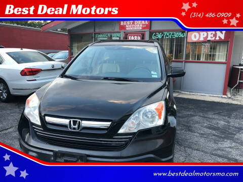 2008 Honda CR-V for sale at Best Deal Motors in Saint Charles MO