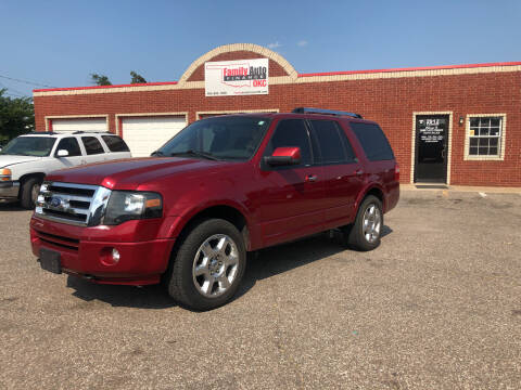 2013 Ford Expedition for sale at Family Auto Finance OKC LLC in Oklahoma City OK