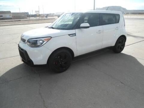 2015 Kia Soul for sale at Twin City Motors in Scottsbluff NE