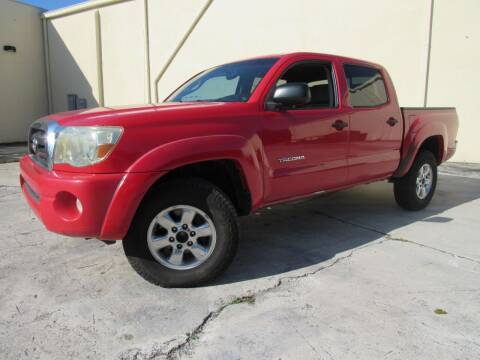 2007 Toyota Tacoma for sale at Easy Deal Auto Brokers in Hollywood FL