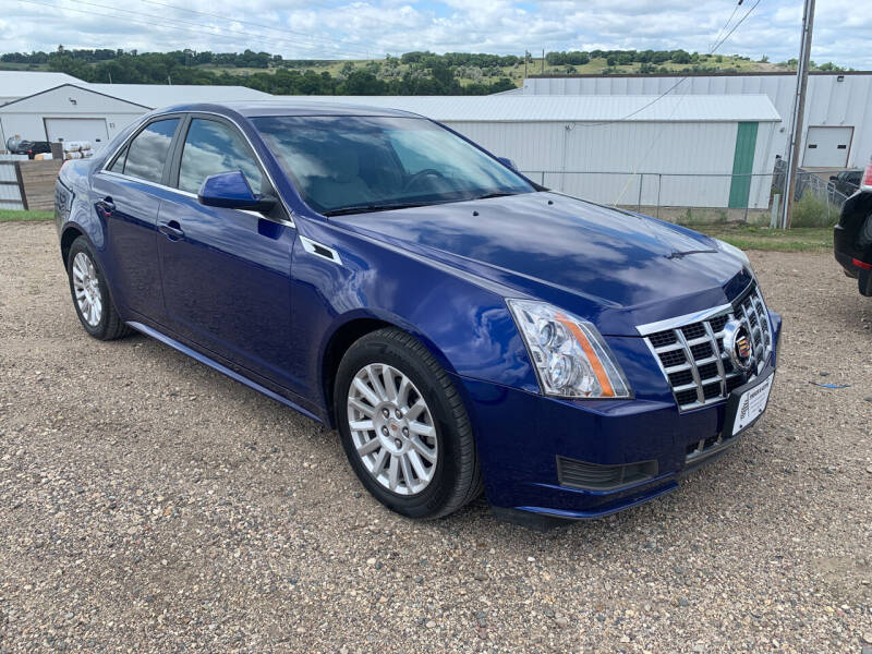 2013 Cadillac CTS for sale at TRUCK & AUTO SALVAGE in Valley City ND