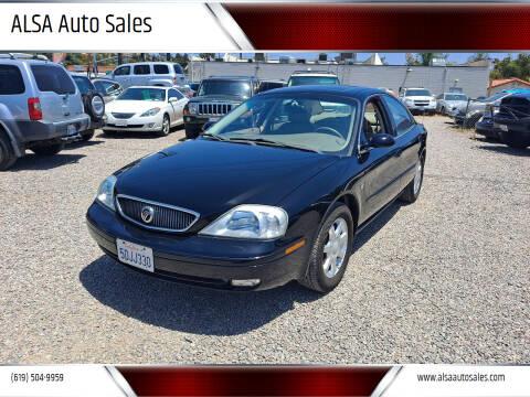 2003 Mercury Sable for sale at ALSA Auto Sales in El Cajon CA