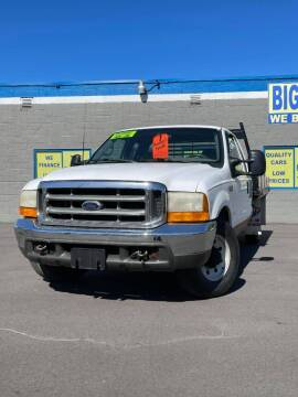 2000 Ford F-250 Super Duty for sale at BIG #1 INC in Brownstown MI