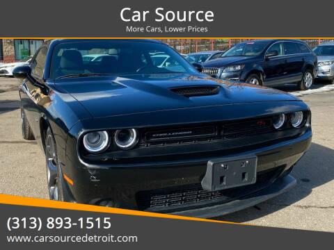 2019 Dodge Challenger for sale at Car Source in Detroit MI
