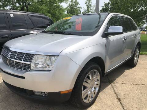 2009 Lincoln MKX for sale at Cars To Go in Lafayette IN