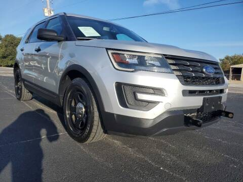 2016 Ford Explorer for sale at Thornhill Motor Company in Lake Worth TX