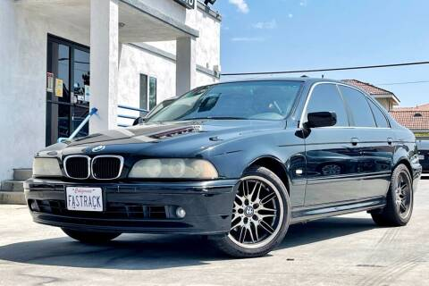 2002 BMW 5 Series for sale at Fastrack Auto Inc in Rosemead CA