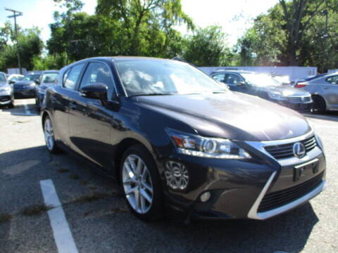 2015 Lexus CT 200h for sale at SOUTHFIELD QUALITY CARS in Detroit MI
