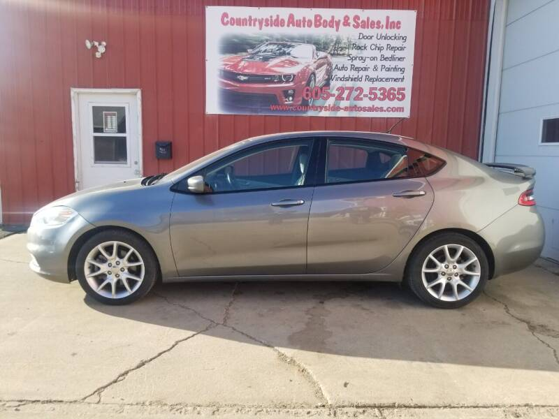 2013 Dodge Dart for sale at Countryside Auto Body & Sales, Inc in Gary SD