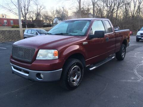 2006 Ford F-150 for sale at Borderline Auto Sales in Loveland OH