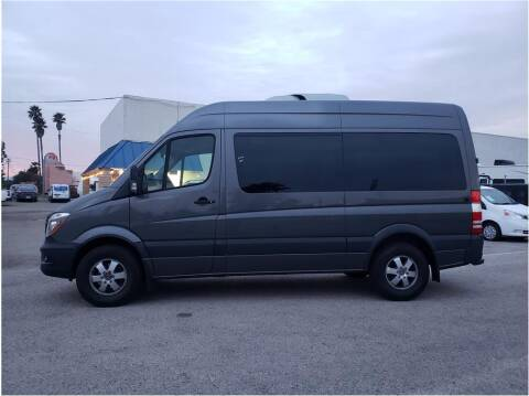 2018 Mercedes-Benz Sprinter Passenger for sale at Dealers Choice Inc in Farmersville CA