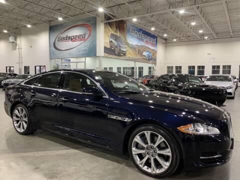 2012 Jaguar XJ for sale at Godspeed Motors in Charlotte NC