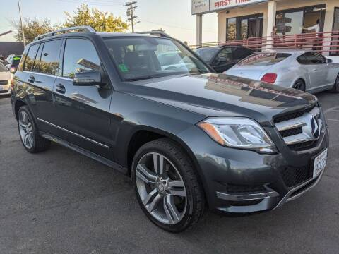 2013 Mercedes-Benz GLK for sale at Convoy Motors LLC in National City CA