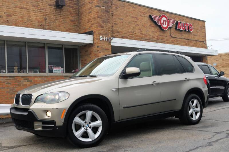 2007 BMW X5 for sale at JT AUTO in Parma OH