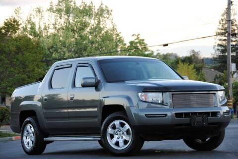 2008 Honda Ridgeline for sale at VSTAR in Walnut Creek CA