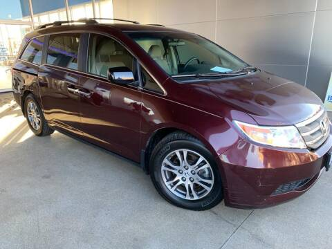 2011 Honda Odyssey for sale at Ford Trucks in Ellisville MO