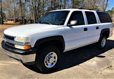 2001 Chevrolet Suburban for sale at Prime Autos in Vidor TX