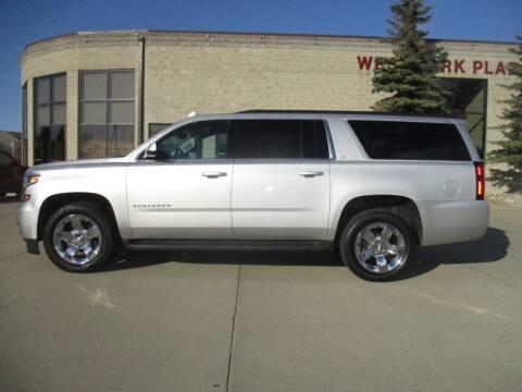 2015 Chevrolet Suburban for sale at Elite Motors in Fargo ND