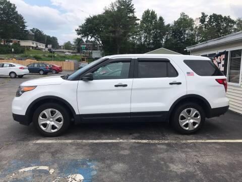 2014 Ford Explorer for sale at Premier Auto LLC in Hooksett NH