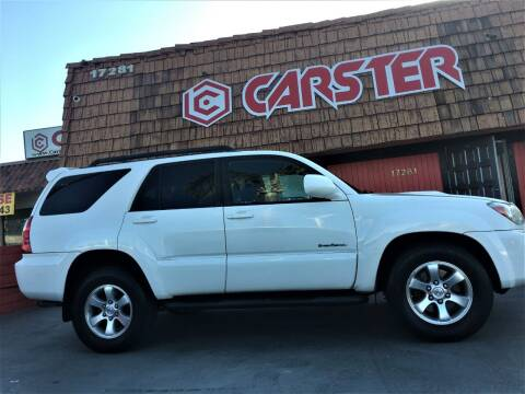 2008 Toyota 4Runner for sale at CARSTER in Huntington Beach CA