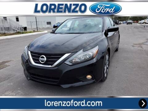 2018 Nissan Altima for sale at Lorenzo Ford in Homestead FL