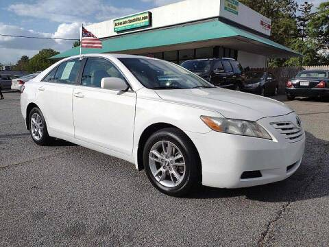2009 Toyota Camry for sale at Action Auto Specialist in Norfolk VA