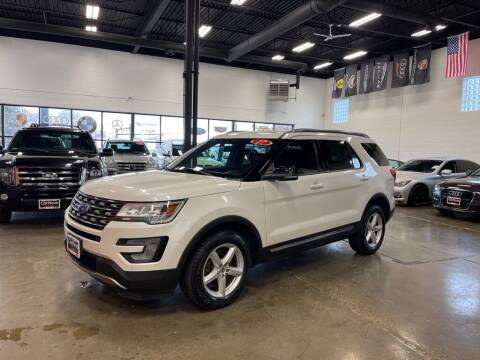2017 Ford Explorer for sale at CarNova in Sterling Heights MI