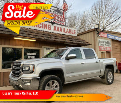 2016 GMC Sierra 1500 for sale at Oscar's Truck Center, LLC in Houston TX