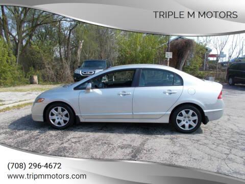 2011 Honda Civic for sale at Triple M Motors in Saint John IN