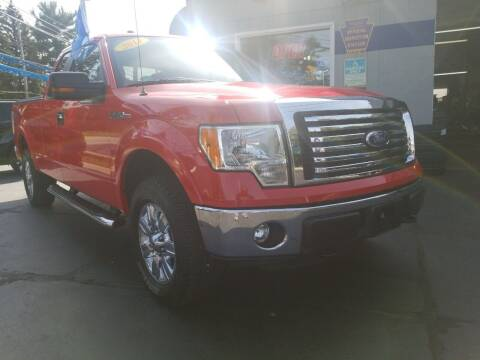 2011 Ford F-150 for sale at Fleetwing Auto Sales in Erie PA