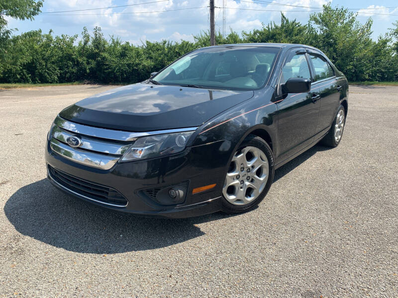 2010 Ford Fusion for sale at Craven Cars in Louisville KY