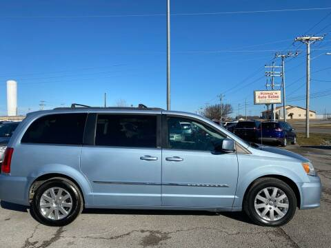 2013 Chrysler Town and Country for sale at Kings Auto Sales in Cadiz KY