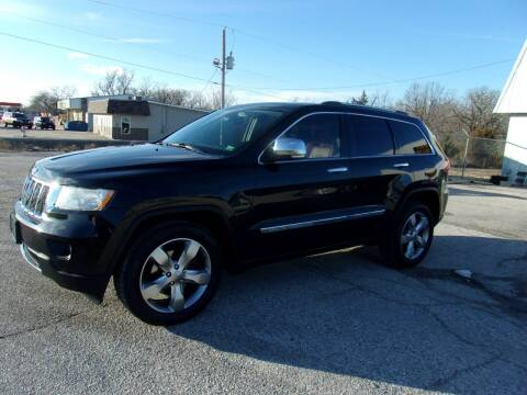 2013 Jeep Grand Cherokee for sale at HIGHWAY 42 CARS BOATS & MORE in Kaiser MO