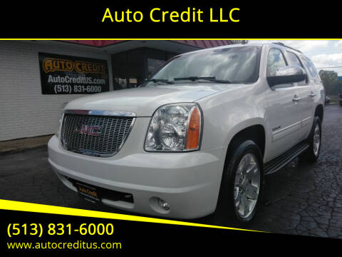 2012 GMC Yukon for sale at Auto Credit LLC in Milford OH