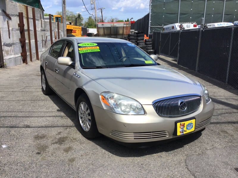 2008 Buick Lucerne for sale at Adams Street Motor Company LLC in Dorchester MA