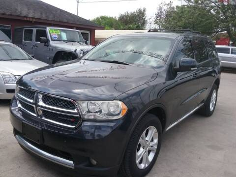 2012 Dodge Durango for sale at Express AutoPlex in Brownsville TX