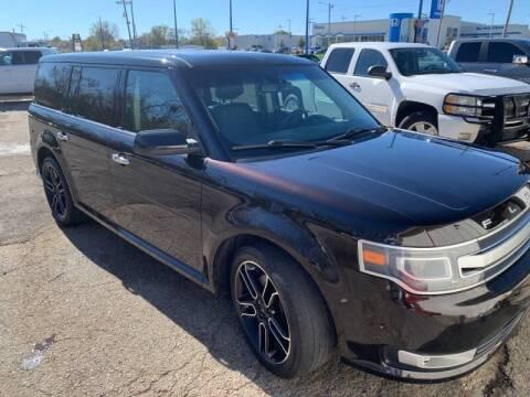 2014 Ford Flex for sale at Ol Mac Motors in Topeka KS