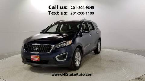 2017 Kia Sorento for sale at NJ State Auto Used Cars in Jersey City NJ