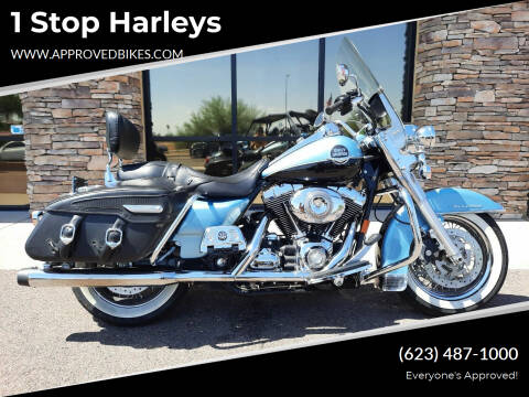2008 Harley-Davidson Road King Classic FLHRC for sale at 1 Stop Harleys in Peoria AZ