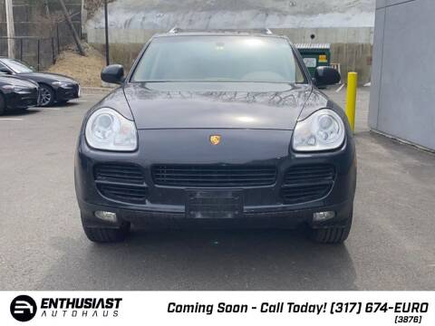 2004 Porsche Cayenne for sale at Enthusiast Autohaus in Sheridan IN