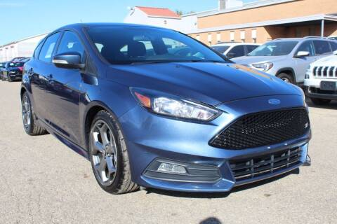 2018 Ford Focus for sale at SHAFER AUTO GROUP in Columbus OH
