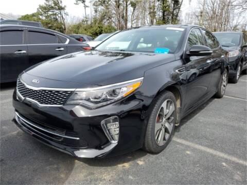 2018 Kia Optima for sale at Impex Auto Sales in Greensboro NC