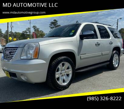2011 GMC Yukon for sale at MD AUTOMOTIVE LLC in Slidell LA