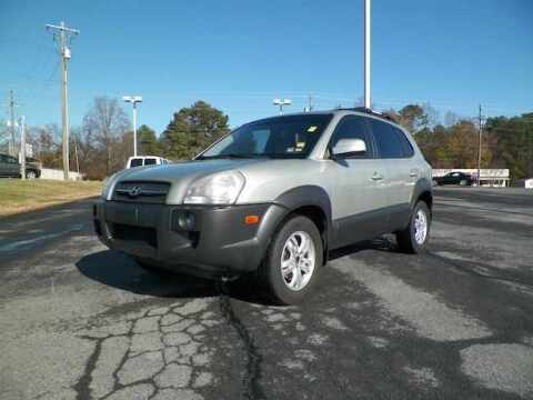 2007 Hyundai Tucson for sale at Paniagua Auto Mall in Dalton GA