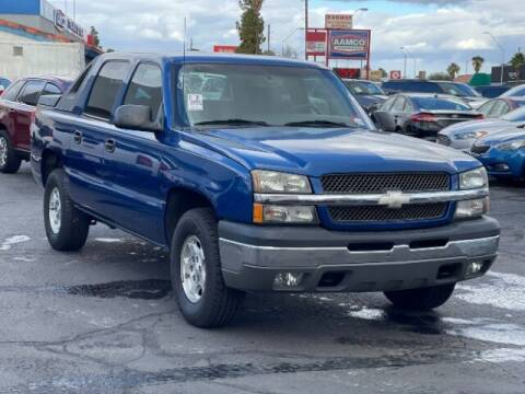 2004 Chevrolet Avalanche for sale at Brown & Brown Wholesale in Mesa AZ