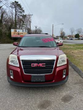 2012 GMC Terrain for sale at Deluxe Auto Group Inc in Conover NC