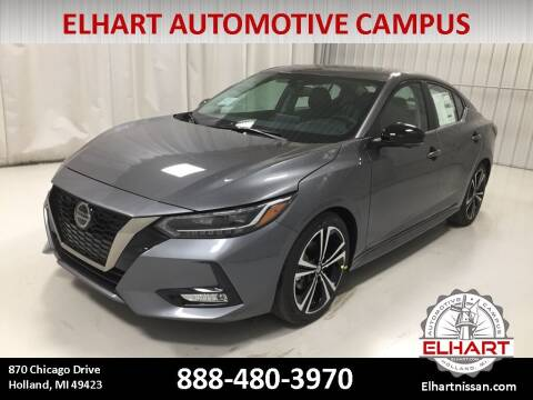 2020 Nissan Sentra for sale at Elhart Automotive Campus in Holland MI