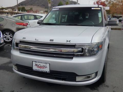 2014 Ford Flex for sale at McCarthy Wholesale in San Luis Obispo CA