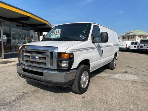 2014 Ford E-Series Cargo for sale at Connect Truck and Van Center in Indianapolis IN