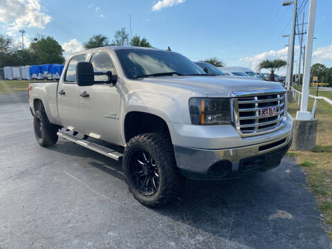 2009 GMC Sierra 2500HD for sale at Rock 'n Roll Auto Sales in West Columbia SC